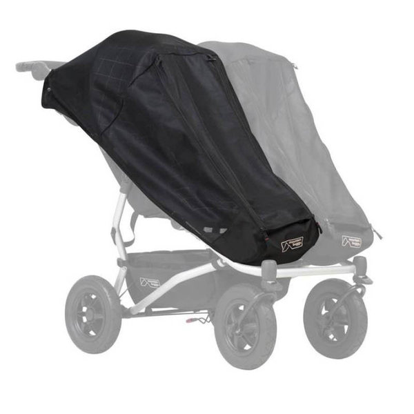 View larger image of Duet Single Sun Stroller Cover