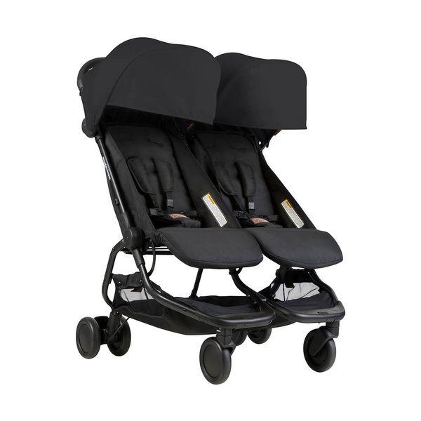 View larger image of Nano Duo Buggy Double Stroller