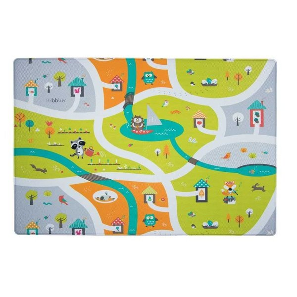 View larger image of Mülti-Playmat-Forest Roads