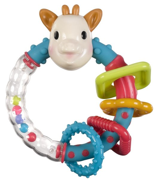 View larger image of Multi-Textured Rattle