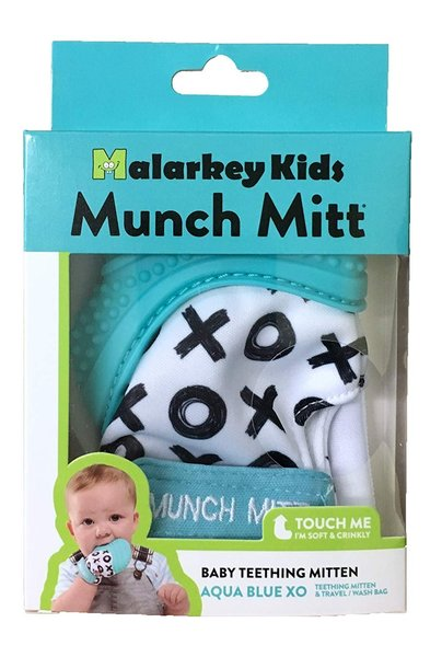 View larger image of Munch Mitt - Aqua Xos