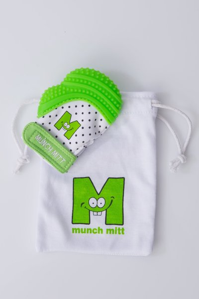 View larger image of Munch Mitt - Green
