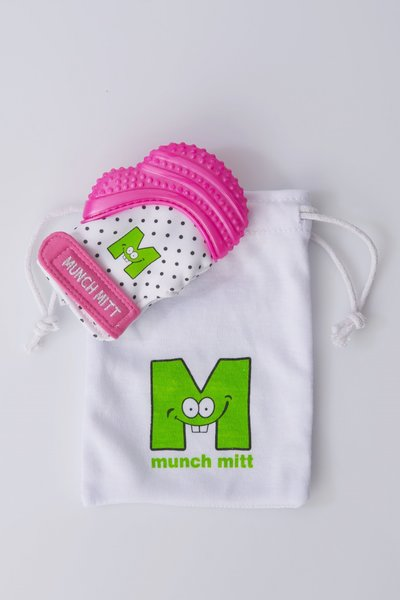 View larger image of Munch Mitt - Pink