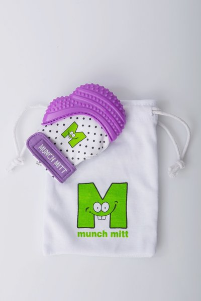 View larger image of Munch Mitt - Purple