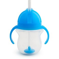7 oz Straw Trainer Cup