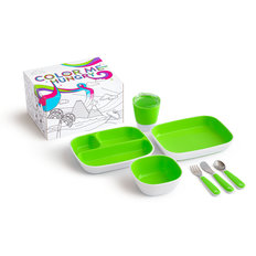 Colour Me Hungry Toddler Dining Sets