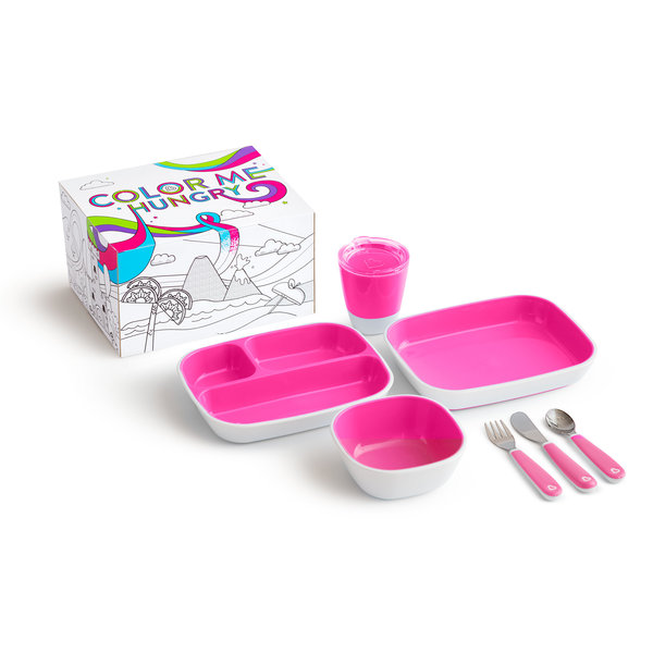 View larger image of Colour Me Hungry Toddler Dining Sets