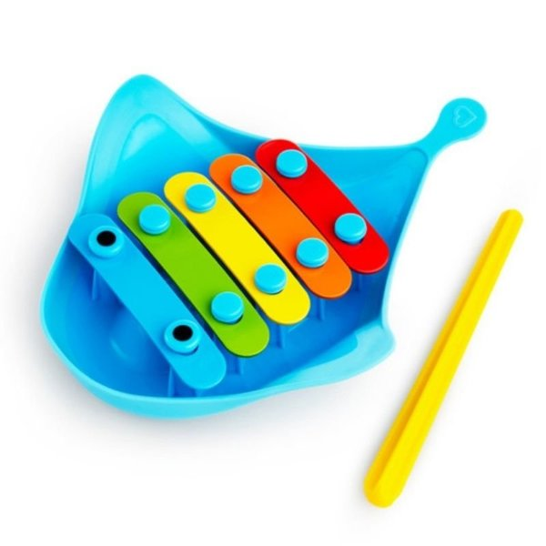 View larger image of DingRay Musical Bath Toy
