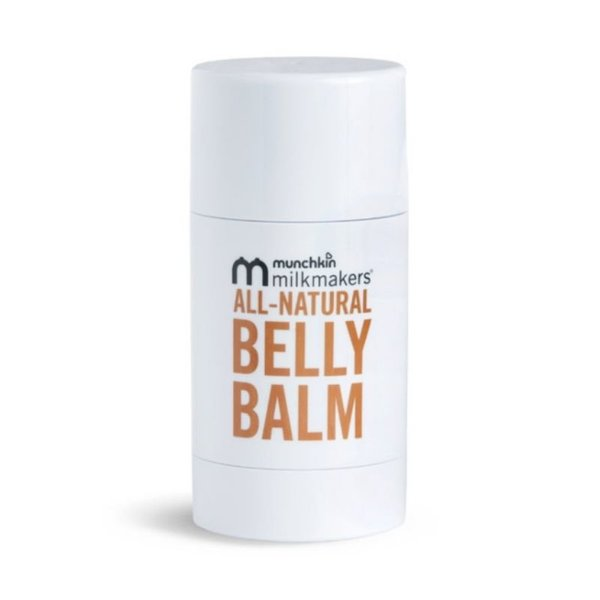 View larger image of Milkmakers Natural Belly Balm