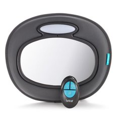 Night Light Car Seat Mirror