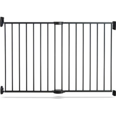 Push to Close Extending Gate