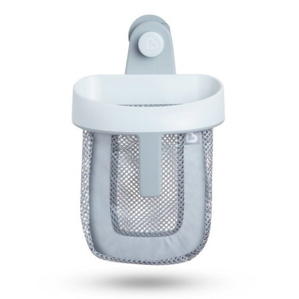 View larger image of Super Scoop Bath Toy Organiser - Grey
