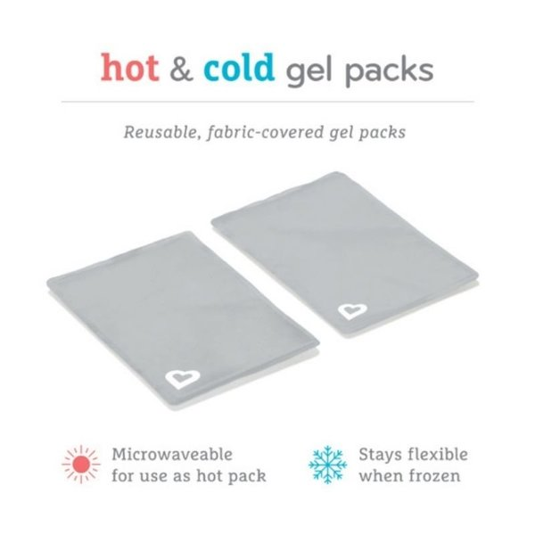 View larger image of TheraBurpee Hot & Cold Gel Packs - 2 Pack