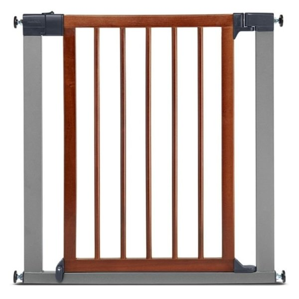 View larger image of Wood & Steel Gate