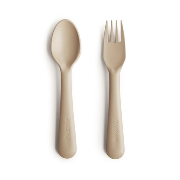 View larger image of Fork & Spoon Set