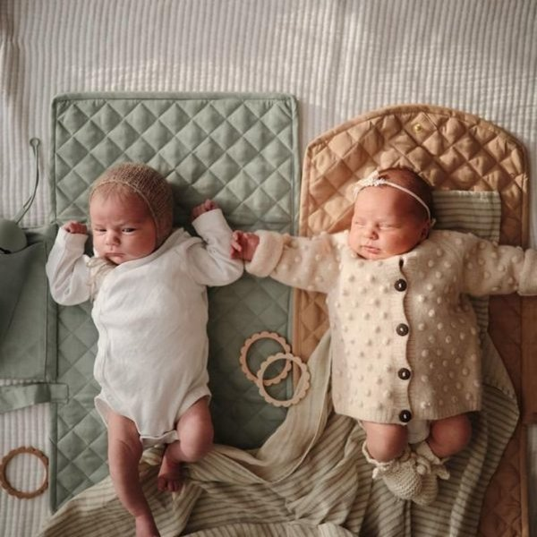View larger image of Muslin Swaddle Blanket