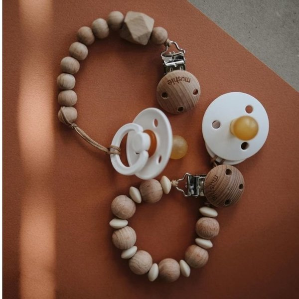 View larger image of Pacifier Clip - Ari