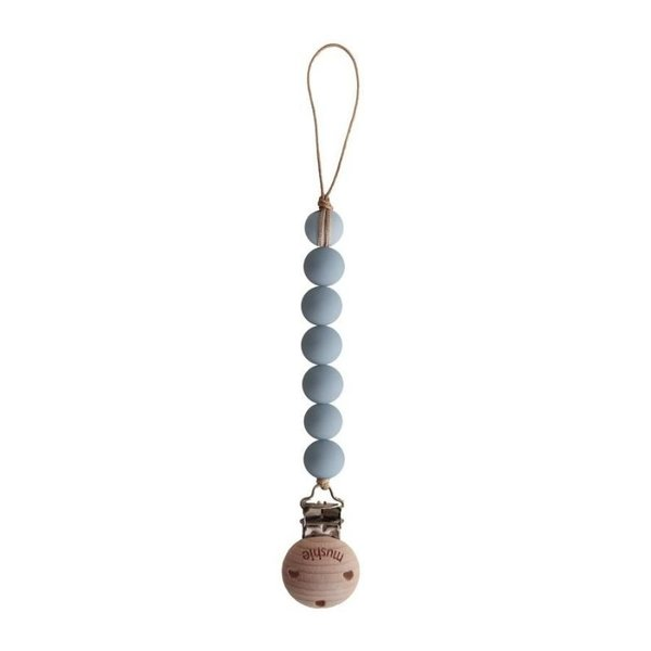 View larger image of Pacifier Clip - Halo