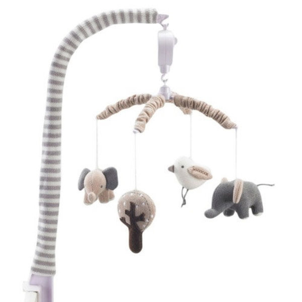 View larger image of Musical Mobile-Elephants