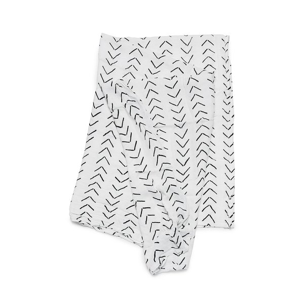 View larger image of Luxe Muslin Swaddle - Arrow