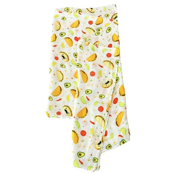 View larger image of Luxe Muslin Swaddle - Tacos