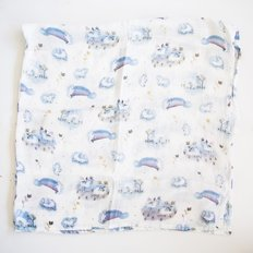 Luxe Muslin Swaddle - Unicorn