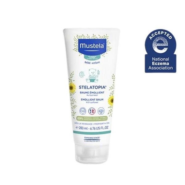 View larger image of Stelatopia Emollient Balm - 200ml