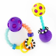 My 1st Bend & Flex Rattle Set