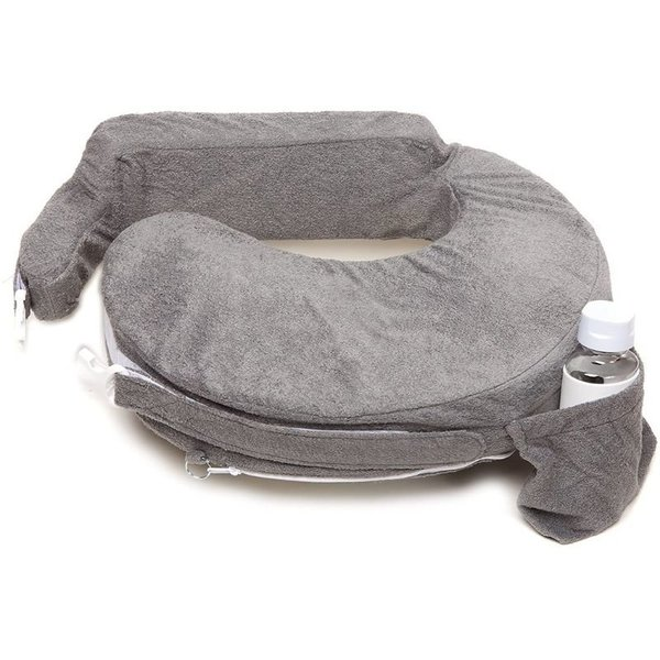View larger image of Deluxe Pillow - Evening Grey