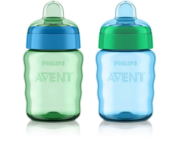 View larger image of My Easy Sippy Cup 9oz 2pk Boy