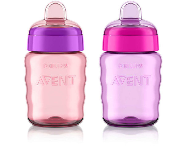 View larger image of My Easy Sippy Cup 9oz 2pk Girl