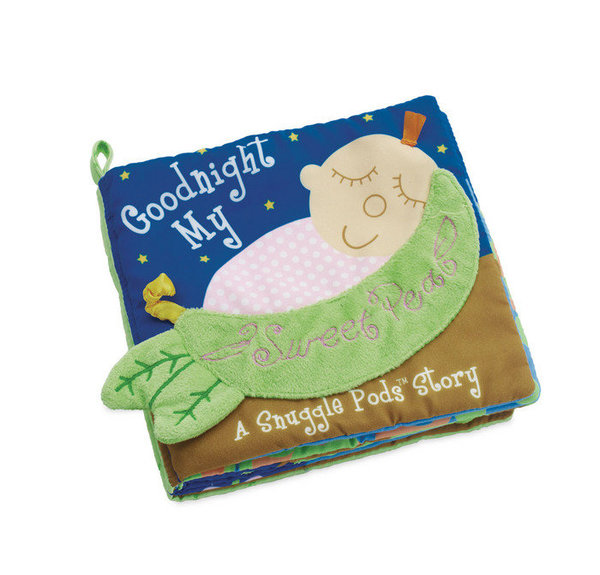 View larger image of Snuggle Pods Goodnight My Sweet Pea Book