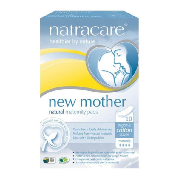View larger image of Maternity Pads - 10 Pack