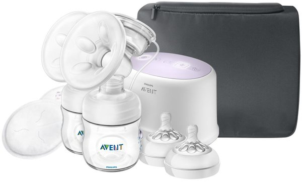 View larger image of Comfort Double Electric Breast Pump