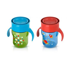 Natural Drinking Cup-9oz-Boy