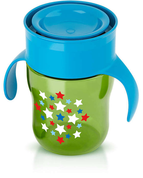View larger image of Natural Drinking Cup-9oz-Boy