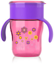 Natural Drinking Cup-9oz-Girl
