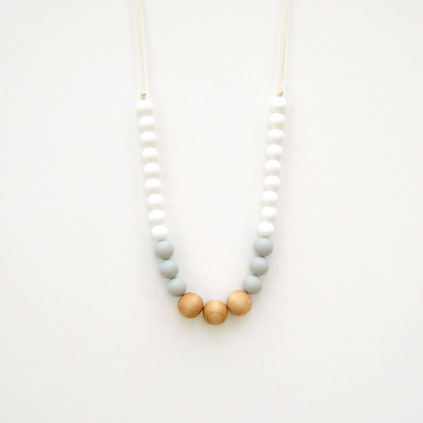 View larger image of Naturalist Teething Necklace