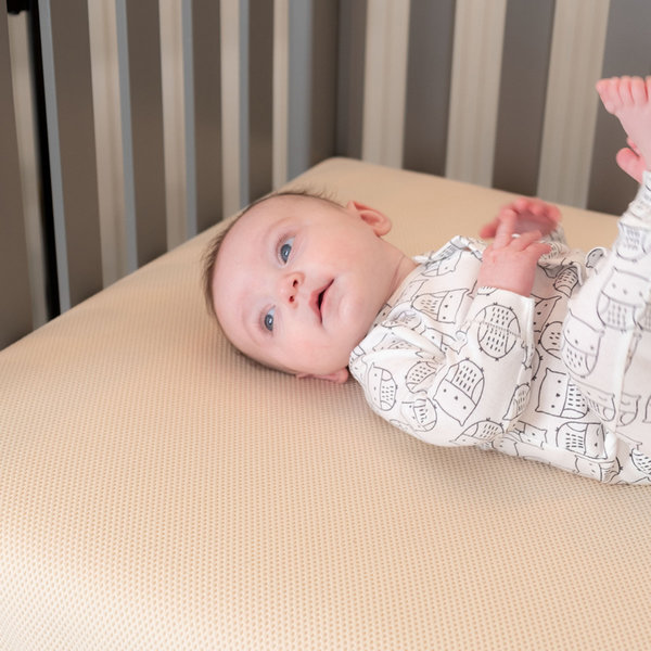 View larger image of Organic Breathable 2-Stage Crib Mattress