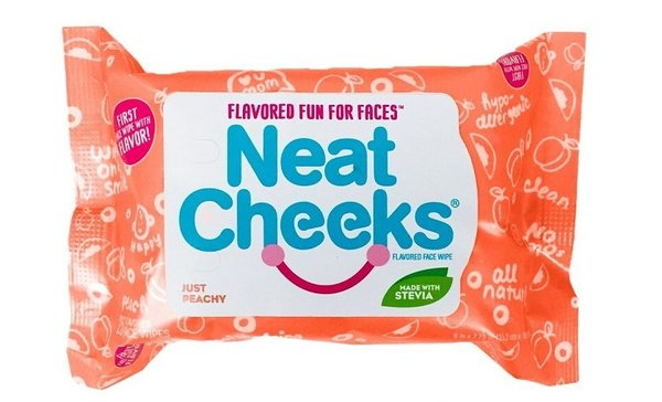 View larger image of Face Wipes - 25 Pack - Just Peachy