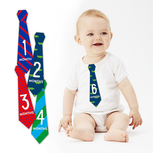 View larger image of Necktie Stickers