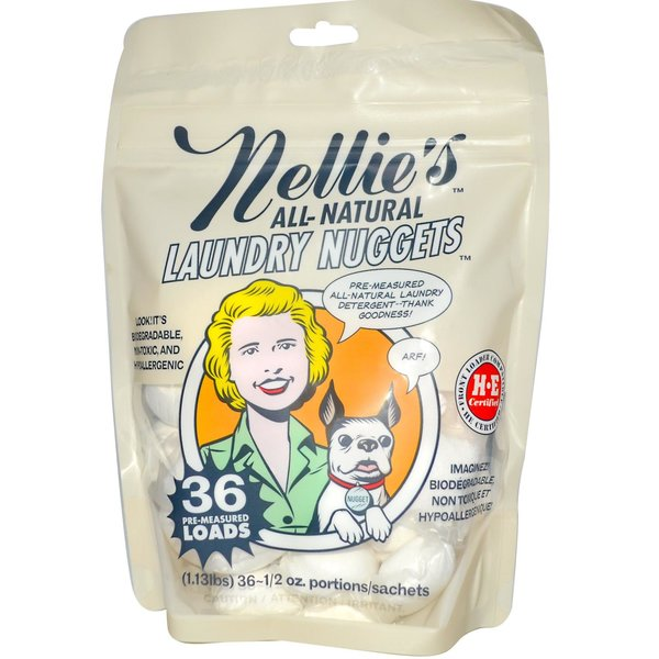 View larger image of Nellie's Laundry Nuggets - 36 pack