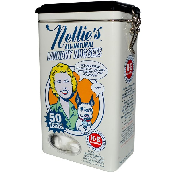 View larger image of Nellie's Laundry Nuggets - 50 pack