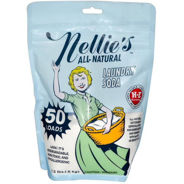 View larger image of Nellies 50 Laundry Powder Soda