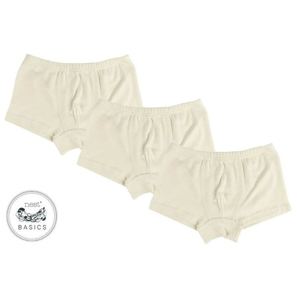View larger image of Cotton Boys Boxer Briefs - 3 Pack