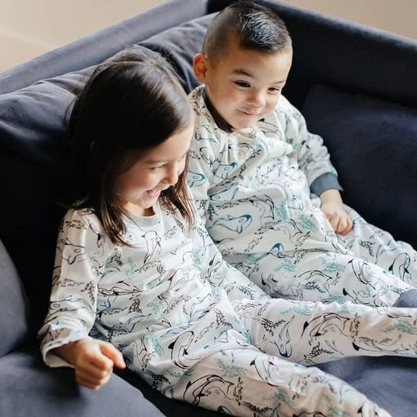 View larger image of  Long Cozy Sleeve Sleep Suits