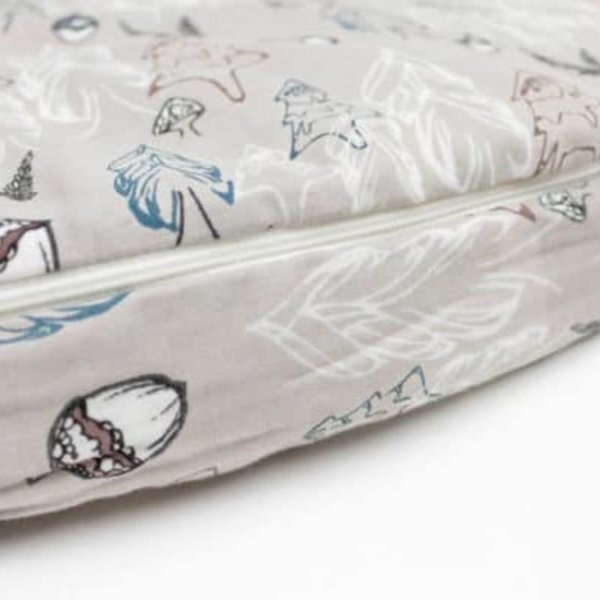 View larger image of Long Sleeve Cozy Sleep Bags - 2.5 TOG - Deep Woods