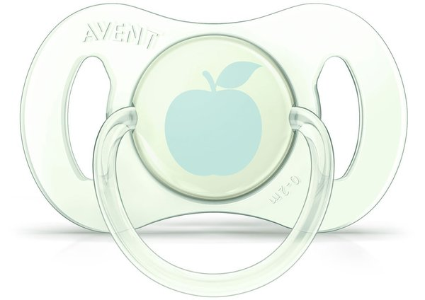 View larger image of Newborn Soother Green 0-2M