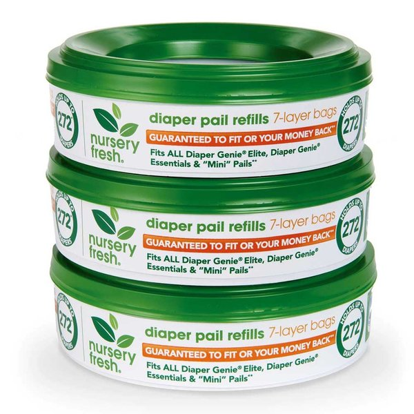 View larger image of Diaper Pail Refills - 3pk