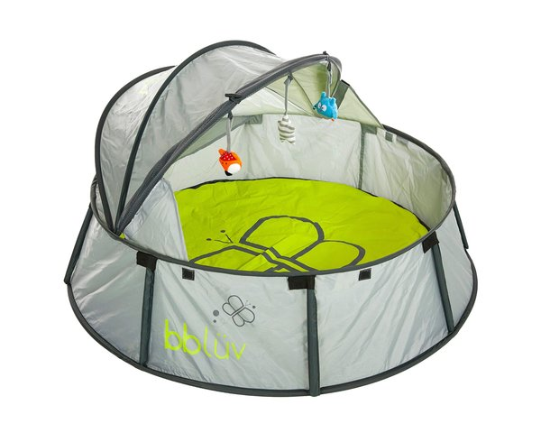 View larger image of Nido 2-in-1 Travel Bed & Play Tent